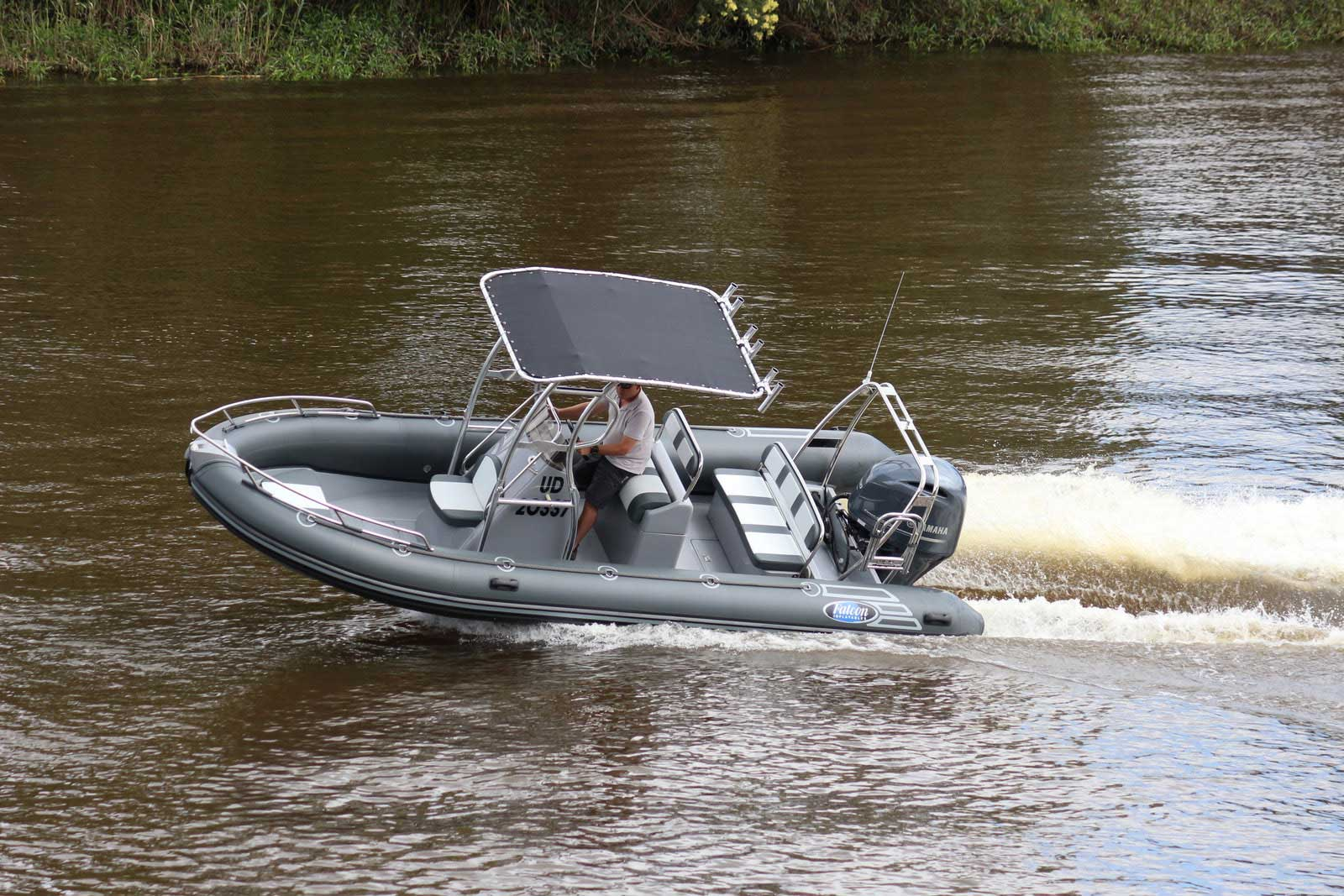 Feel Seating System Falcon 650 Rigid Inflatable Boat Falcon Inflatables